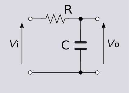 گزارش آزمایشگاه فیزیک 2 ( آزمایش بررسی مدار R-C )